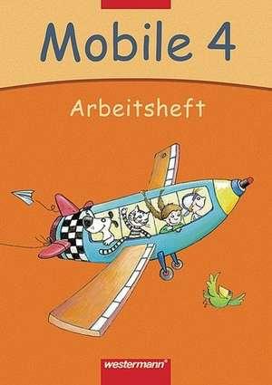Mobile 4. Sprachbuch. Arbeitsheft. Baden-Württemberg