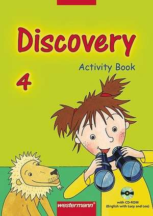 Discovery 4. Activity Book. English with Lucy and Leo