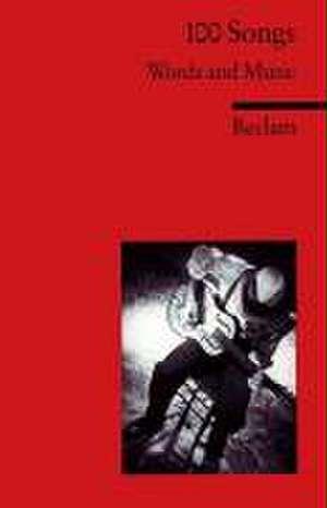 Hundred ( 100) Songs. Words and Music de Mervyn Whittaker