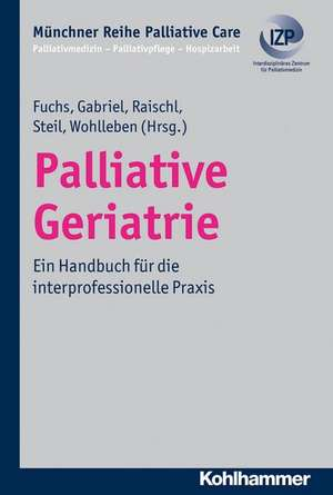 Palliative Geriatrie