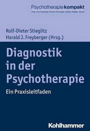 Diagnostik in der Psychotherapie