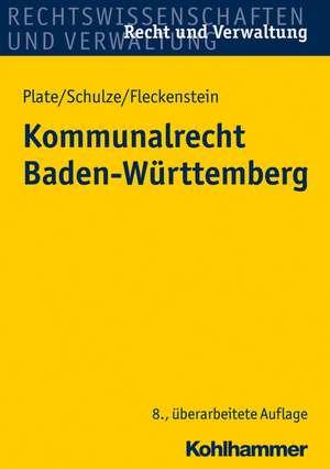 Kommunalrecht Baden-Wuerttemberg