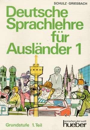 Deutsche Sprachlehre fuer Auslaender