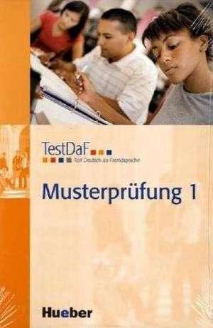 TestDaF Musterpruefung 1 Pruefungsvorbereitung