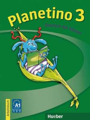 Planetino 3. Arbeitsbuch
