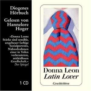 Latin Lover. CD