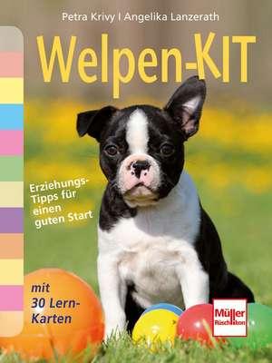 Welpen-Kit de Petra Krivy