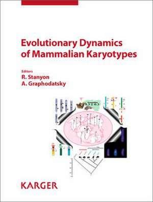 Evolutionary Dynamics of Mammalian Karyotypes