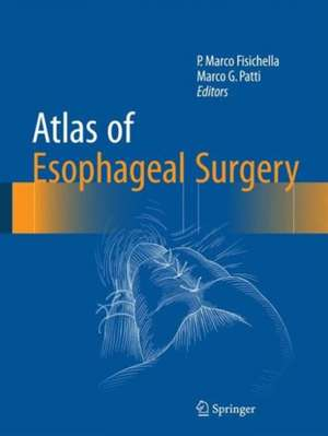 Atlas of Esophageal Surgery