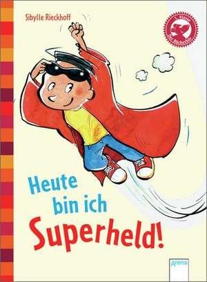 Heute bin ich Superheld!