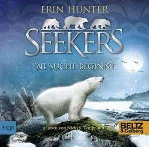 Seekers 01. Die Suche beginnt de Erin Hunter