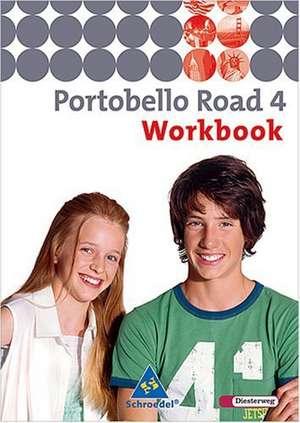 Portobello Road 4. Workbook