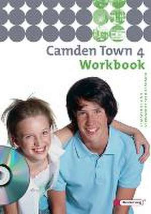 Camden Town 4. Workbook. Mit CD fuer Schueler