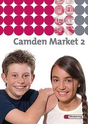 Camden Market 2. Textbook. 6. Schuljahr. Berlin, Brandenburg