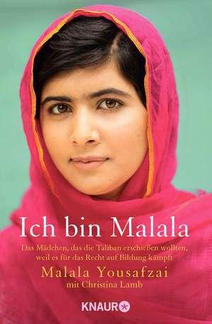 Ich bin Malala de Malala Yousafzai