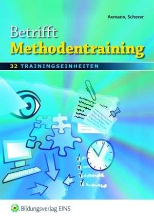 Betrifft Methodentraining
