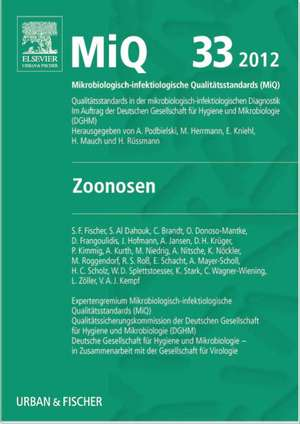 MIQ 33: Zoonosen