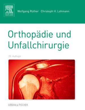 Orthopaedie und Unfallchirurgie