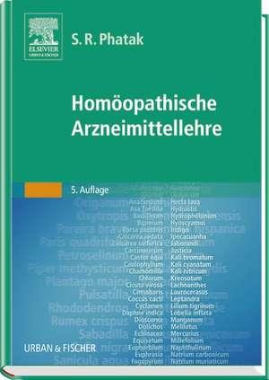 Homoeopathische Arzneimittellehre 5.A.