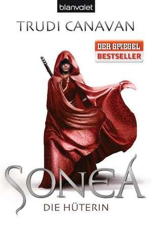 Sonea - Die Hüterin de Trudi Canavan