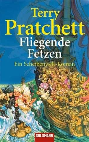 Fliegende Fetzen de Terry Pratchett