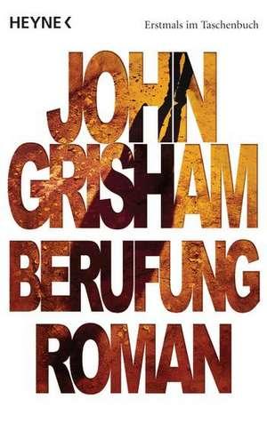 Berufung de John Grisham