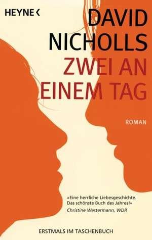 Zwei an einem Tag de David Nicholls