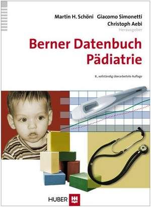 Berner Datenbuch Paediatrie