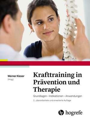 Krafttraining in Praevention und Therapie