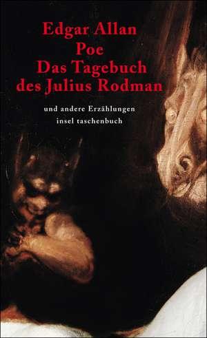 Sämtliche Erzählungen 04. Das Tagebuch des Julius Rodman de Edgar Allan Poe