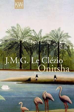 Onitsha de Jean-Marie Gustave Le Clézio