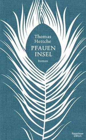 Pfaueninsel de Thomas Hettche