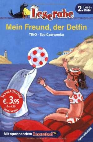 Leserabe. Mein Freund, der Delfin de  TINO