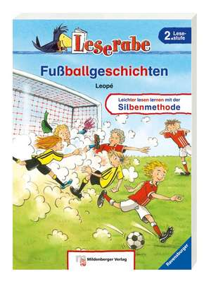 Leserabe mit Mildenberger. Fussballgeschichten