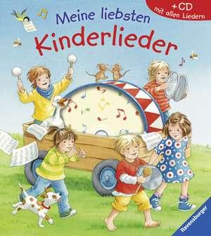 Meine liebsten Kinderlieder. Mit CD de Marlis Scharff-Kniemeyer