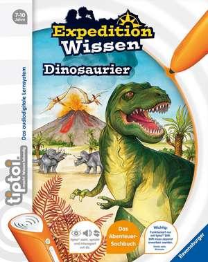 Thilo: tiptoi® Dinosaurier: 7-10 ani