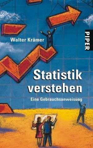 Statistik verstehen de Walter Krämer