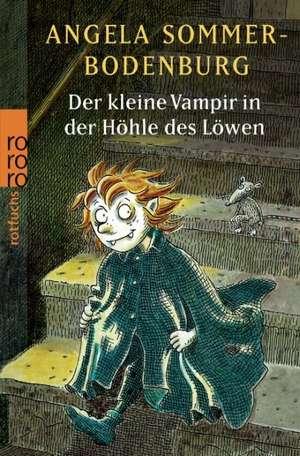 Der kleine Vampir in der Hoehle des Loewen