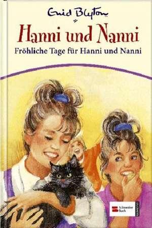 Hanni und Nanni 13. Froehliche Tage fuer Hanni und Nanni