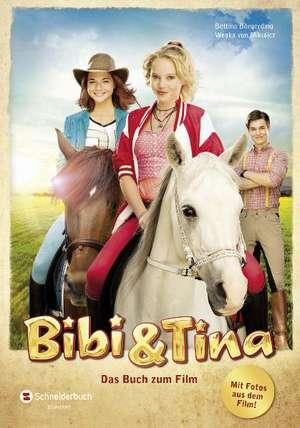 Bibi und Tina. Das Buch zum Film