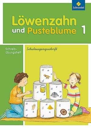 Loewenzahn und Pusteblume. Schreiblehrgang. Schulausgangsschrift