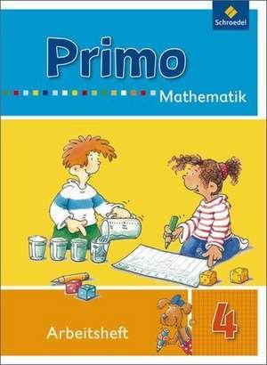Primo.Mathematik 4. Arbeitsheft