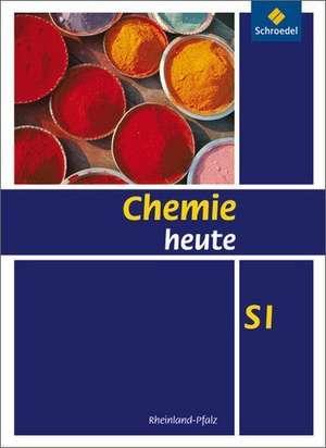 Chemie heute. Schuelerband. Sekundarstufe 1. Rheinland-Pfalz