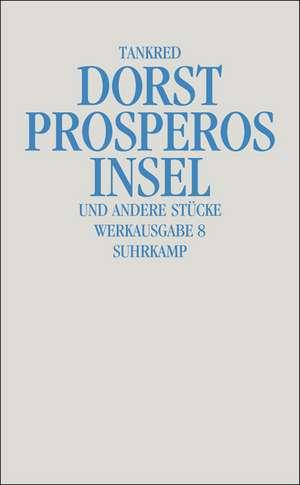 Prosperos Insel und andere Stuecke