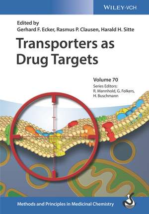 Transporters as Drug Targets de Gerhard F. Ecker
