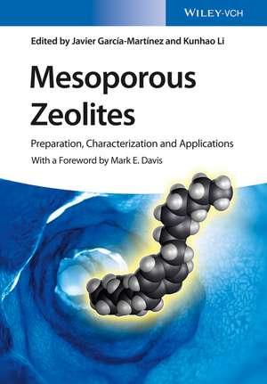 Mesoporous Zeolites