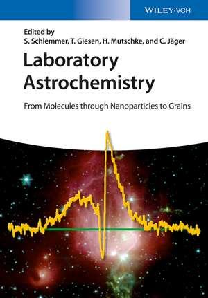 Laboratory Astrochemistry