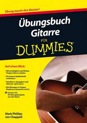 Ubungsbuch Gitarre fur Dummies