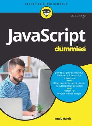 JavaScript fuer Dummies