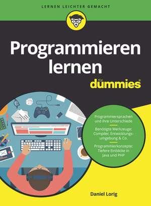 Programmieren lernen fur Dummies